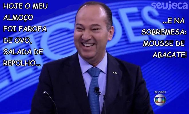Melhores momentos do Debate na Globo