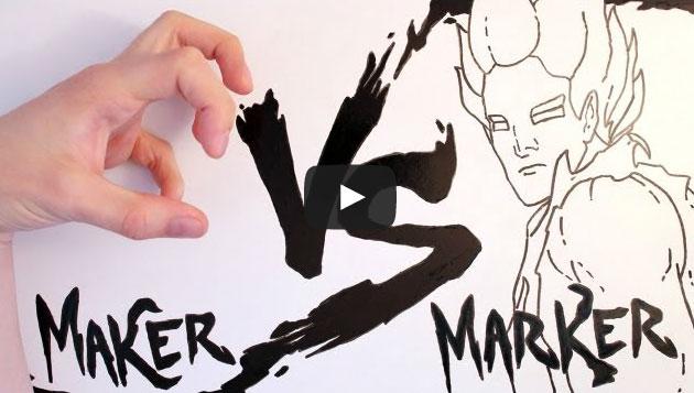 Desenho vs Desenhista