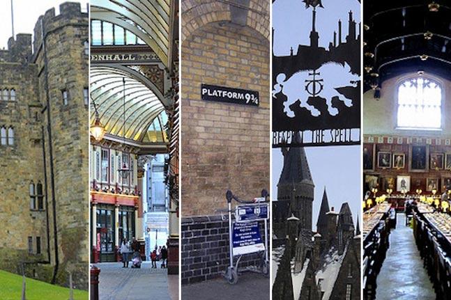 10 destinos reais de Harry Potter que você pode visitar