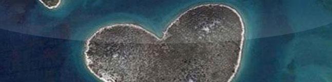 10 imagens incríveis do Google Earth
