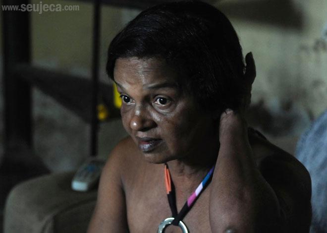Ex-BBB mora de favor em uma casa no Rio de Janeiro