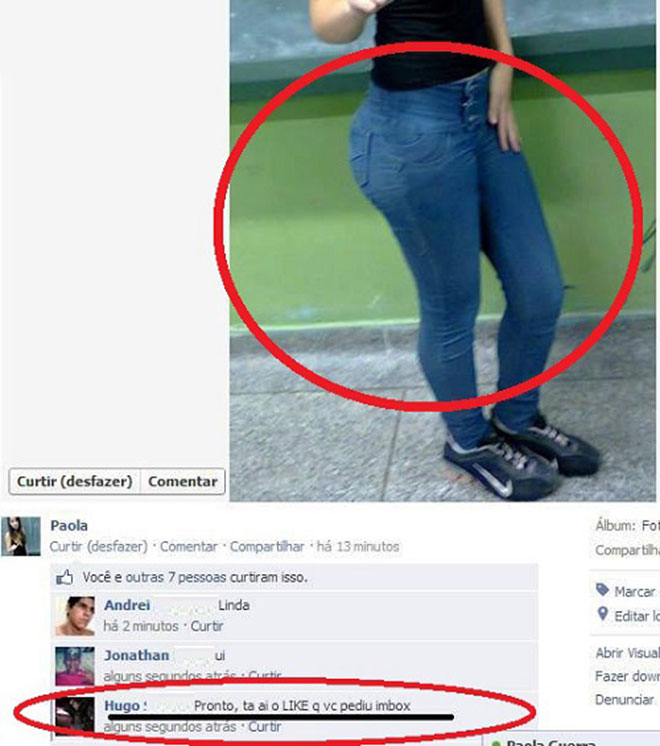 Foi revelado um grande segredo do facebook