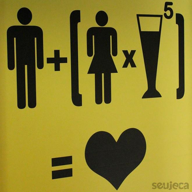 A verdadeira fórmula do amor