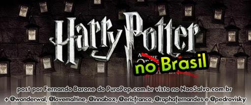E se os personagens de Harry Potter fossem brasileiros
