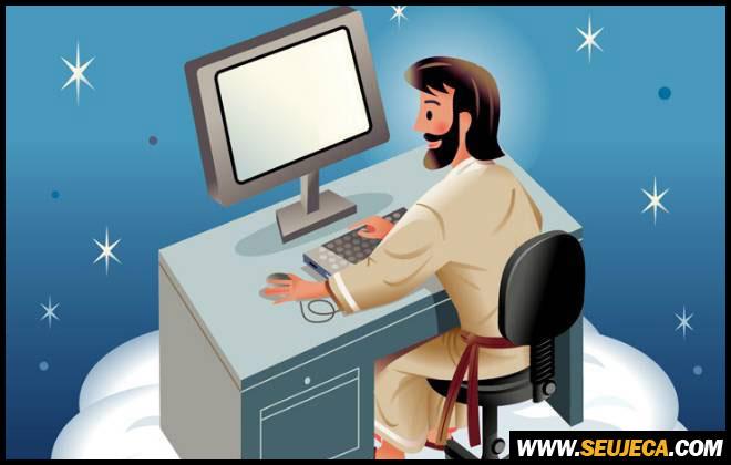 Jesus foi o 1º tuiteiro da história