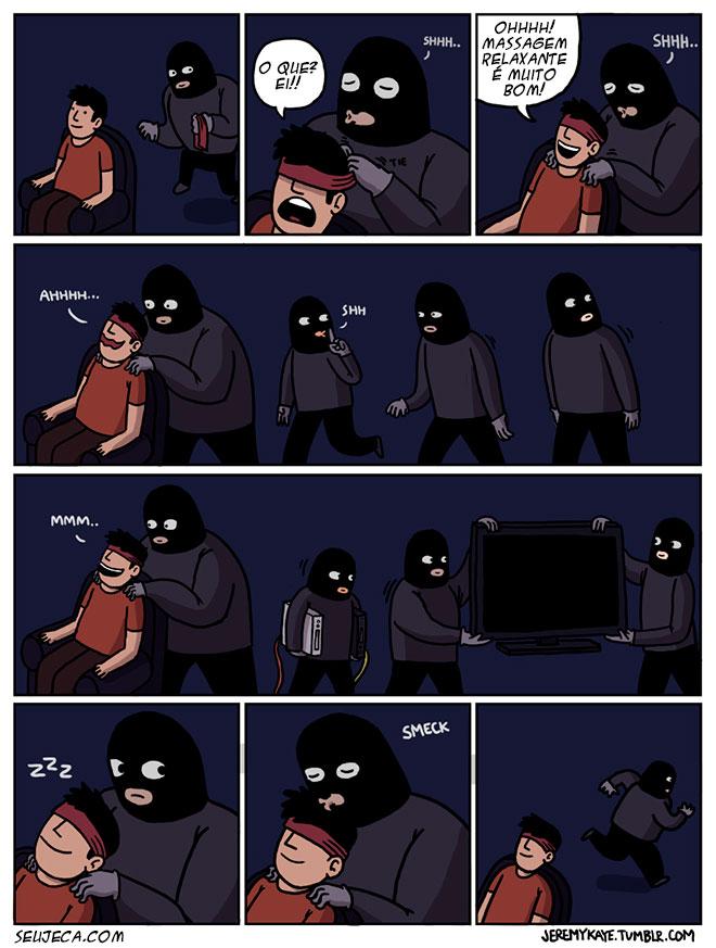 ladrões