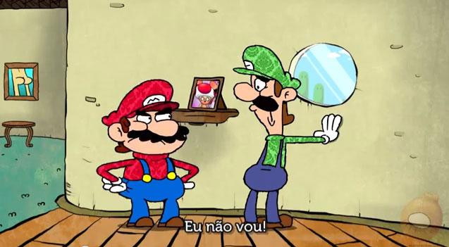 A verdade sobre os Irmãos Mario e Luigi