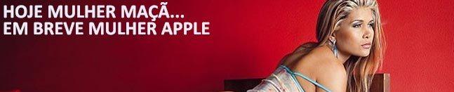 Mulher Maçã já pensa em mudar nome para Mulher Apple