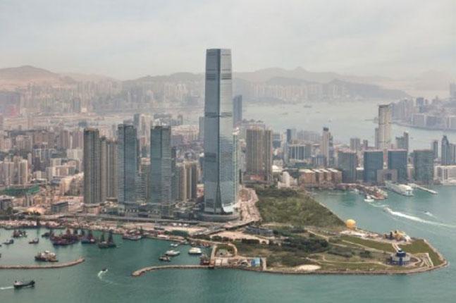 O hotel mais alto do mundo