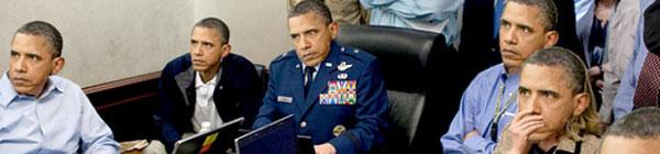 Montagens divertidas com Barack Obama