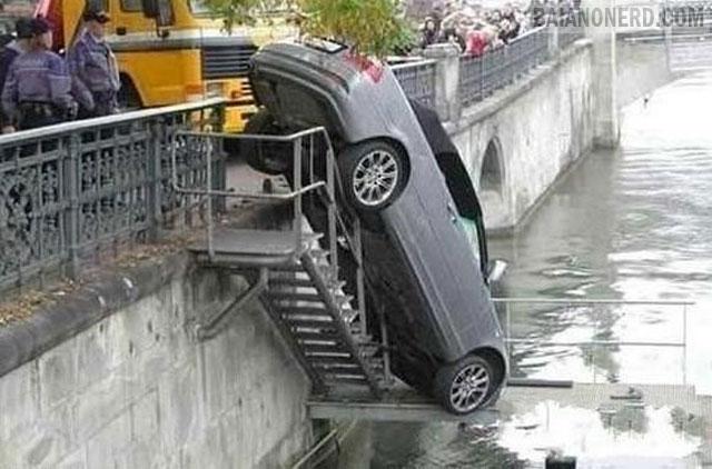 Os acidentes mais estranhos do mundo [2]
