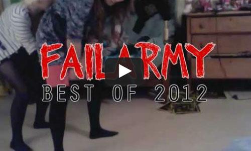 Os melhores FAIL de 2012