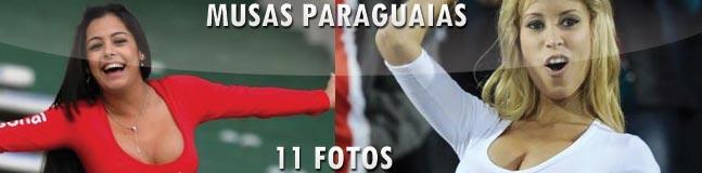 Musas Paraguaias na Copa América [11 Fotos]