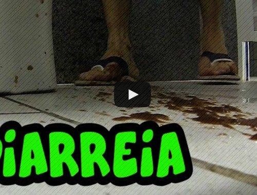 pegadinha da diarreia