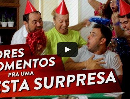 festa surpresa