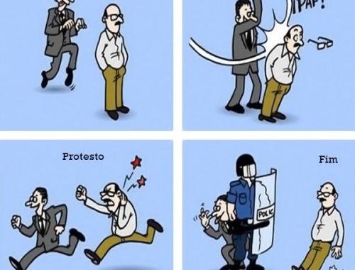 politico vs cidadao
