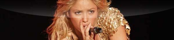 Shakira rainha do facebook