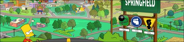 Crie seu avatar dos Simpsons