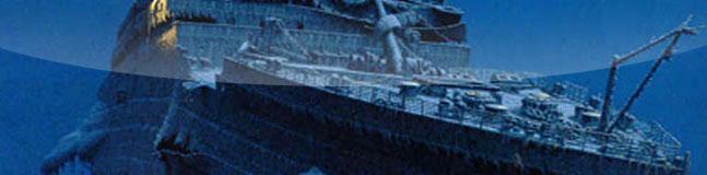 Férias no Titanic por 180 mil euros