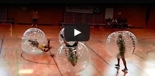 Torneio de futebol bolha