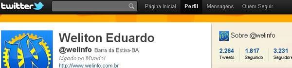 Twitter lança interface em português