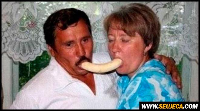 Unidos por uma banana